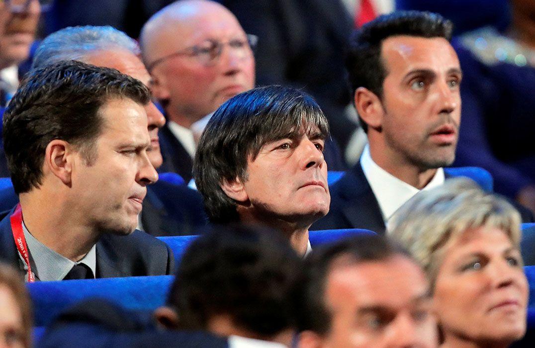 bc46417dab Joachim Low vai comandar a Alemanha no Mundial da Rússia (Foto  Maxim  Shemetov Reuters)
