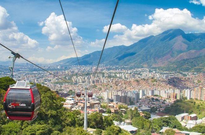 Monte Àvila - Caracas - Vnezuela / Divulgação