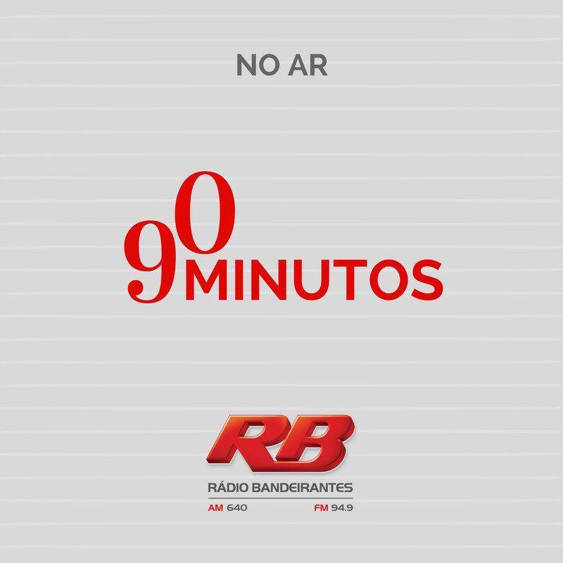De segunda à sexta, às 9h30, na Rádio Bandeirantes  / Reprodução