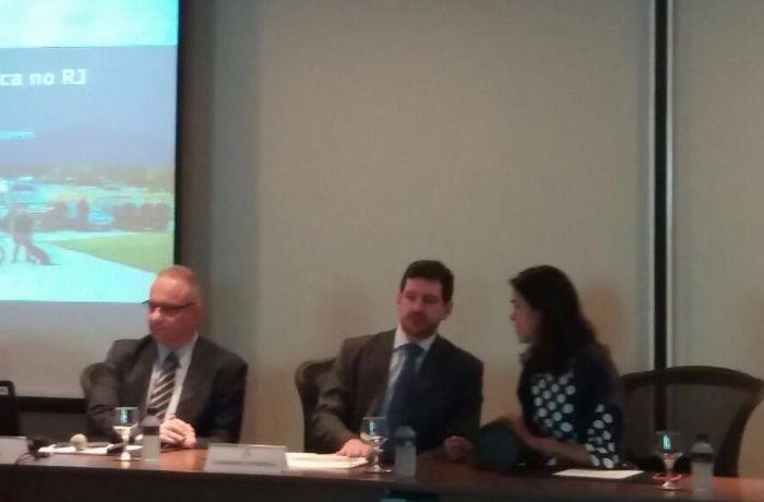 A declaração de Roberto Sá foi dada durante uma palestra na Procuradoria Geral do Estado. / (Foto: Francini Augusto)