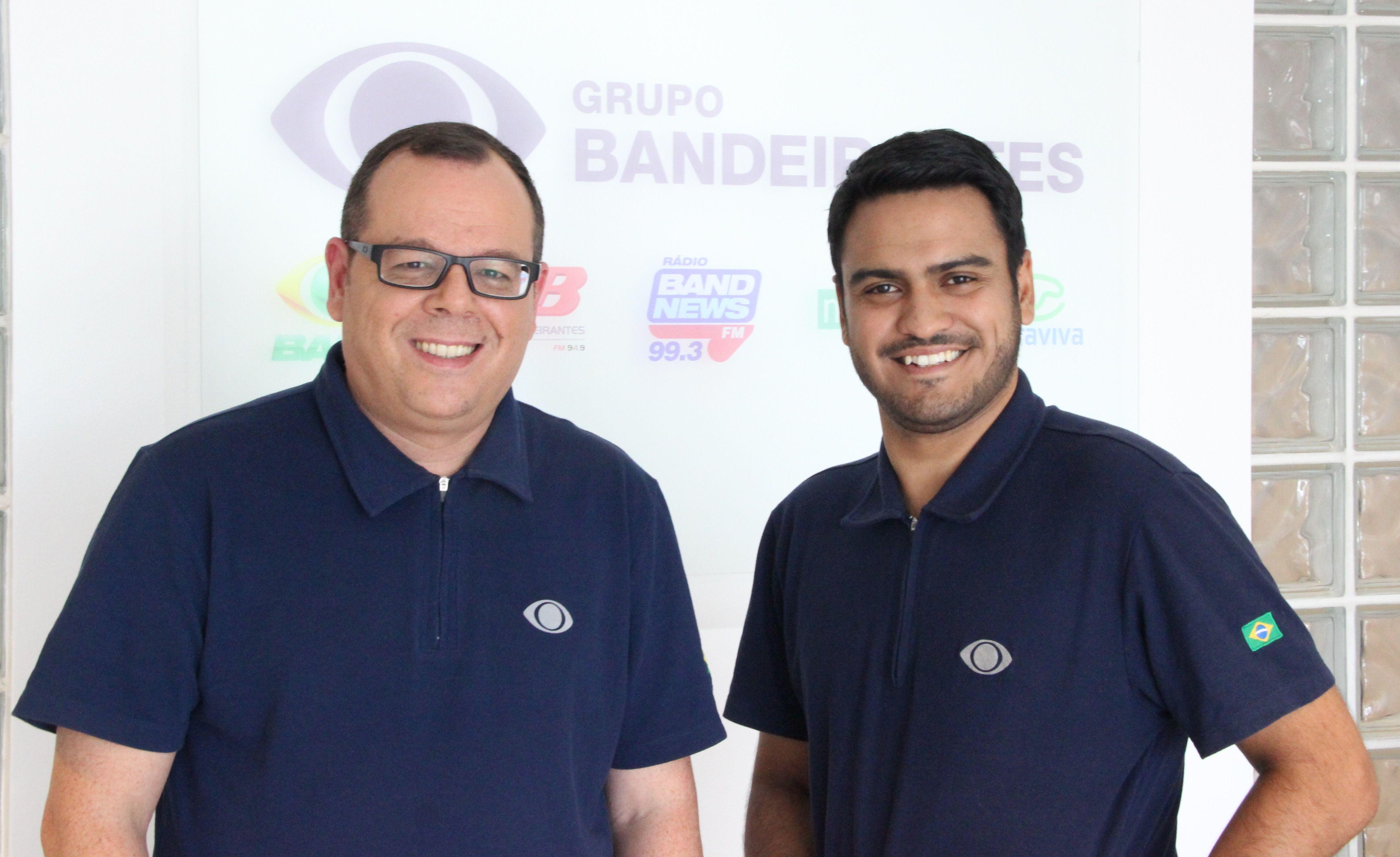 A partir de domingo, Daniel Oliveira e Filipe Duarte iniciam a cobertura direto das sedes do Mundial de Clubes / Pedro Carrizo