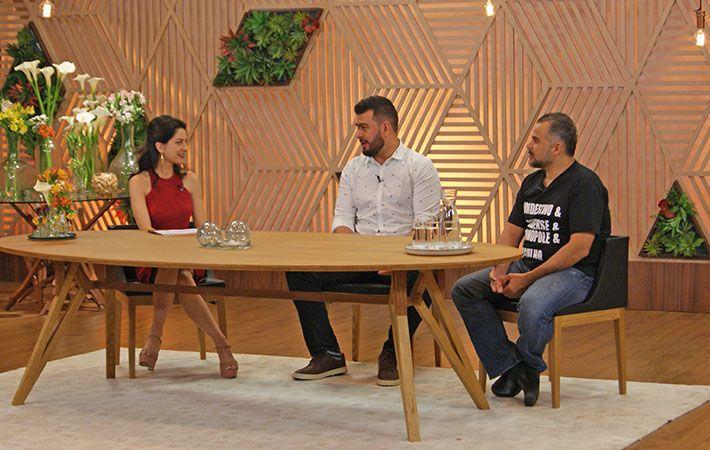 Ana Paula Padrão comandará o especial MasterChef - A Reunião