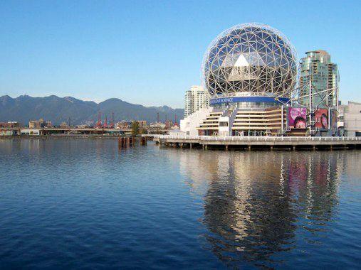A bela e fria Vancouver