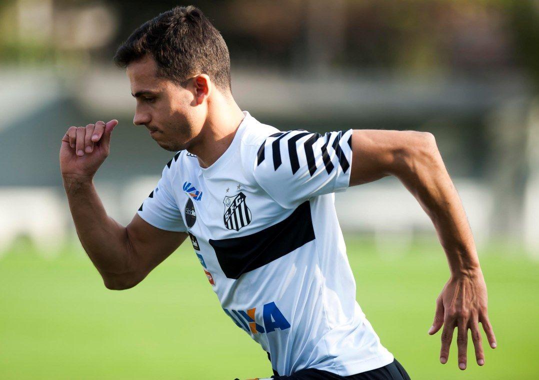 Nilmar pede demissão e rescinde contrato com o Santos