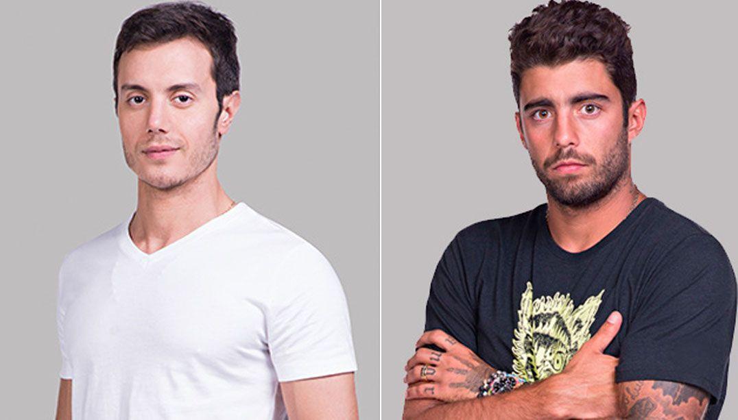 Pedro Scooby e Marcel Stürmer são os finalistas do Exathlon Brasil