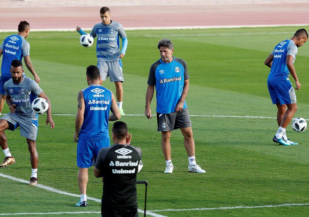 7c6cdf9771cc7 Grêmio desafia poderoso Real Madrid em busca do bi mundial - Band.com.br