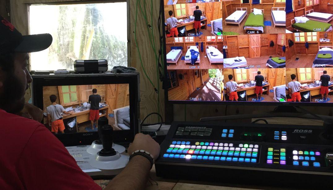 As últimas horas de gravação do Exathlon Brasil