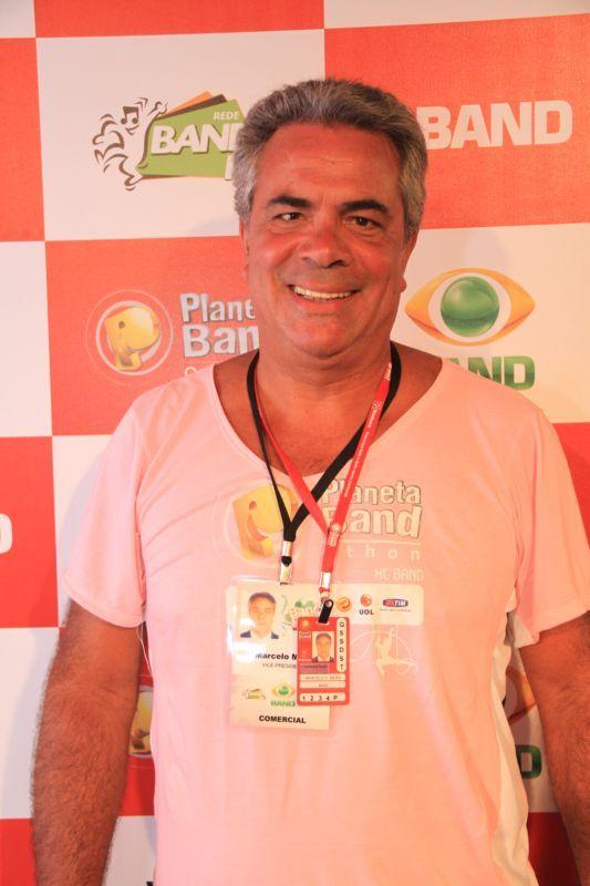 Marcelo Meira, vice-presidente da Band, comemora a intensificação da cobertura do Band Folia