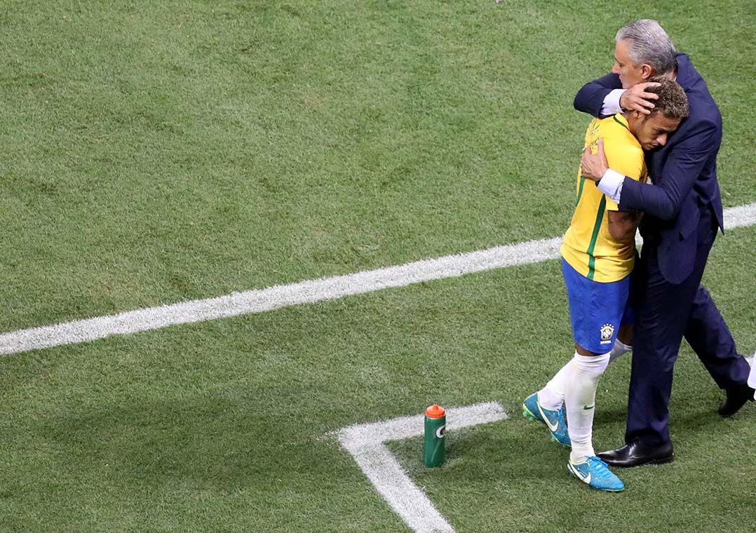 Brasil começa ano atrás da líder Alemanha no ranking