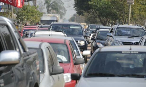 Desde 2009, o índice de carros com mais de 30 anos de funcionamento cresceu 2,3% / Divulgação Sefaz