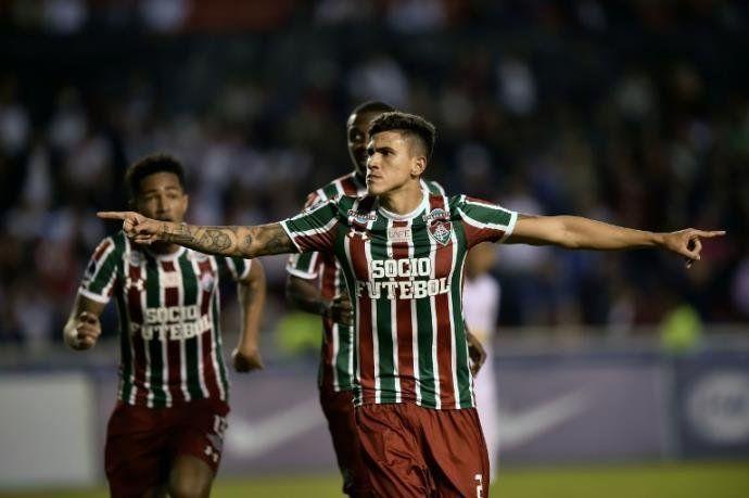 Time do Fluminense / Divulgação / AFP