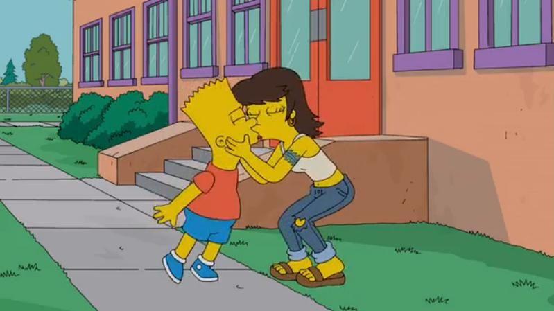 Bart é o garanhão da série / Divulgação