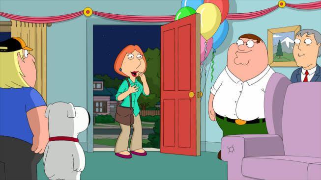Lois é a matriarca dos Griffin / Divulgação