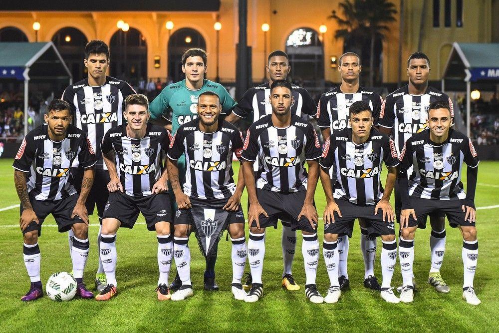 Time do Atlético Mineiro para o torneio / Igor Castro / Divulgação