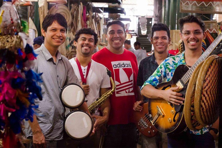Banda se inspira nos artistas como Teixeira de Manaus / Divulgação