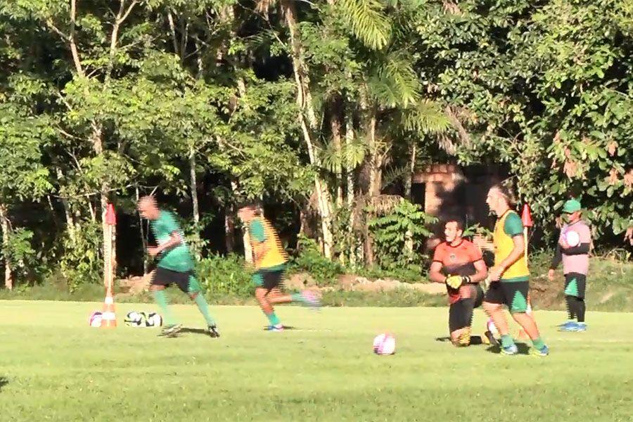 Atual campeão amazonense, Manaus FC enfrenta o CSA de Alagoas / Arquivo Band Cidade