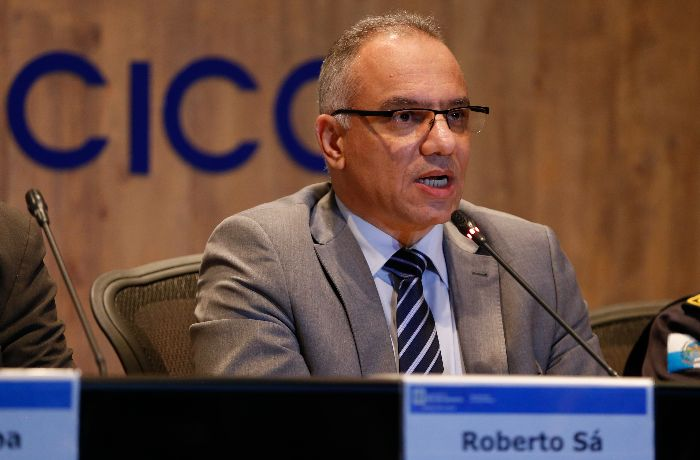 O secretário disse que não se arrepende de ter assumido o cargo. / (Foto: Agência Brasil)