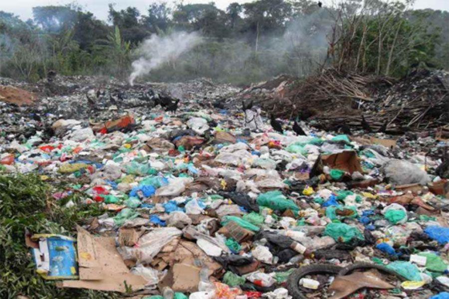 Relatório do TCE aponta falta de plano para resíduos sólidos / Divulgação/TCE