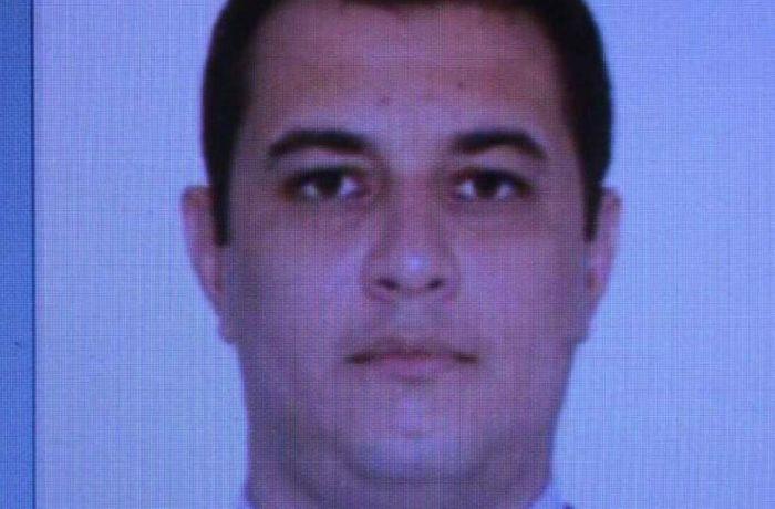O corpo do delegado foi encontrado dentro do porta-malas / (Foto: Reprodução)