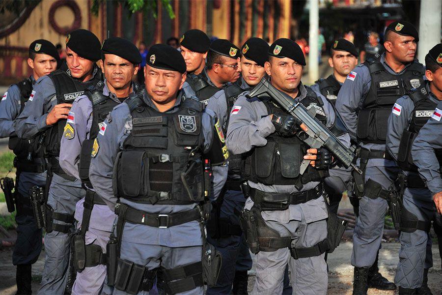 Segundo sentença, 40 policiais devem ser enviados ao município / Reprodução/Internet