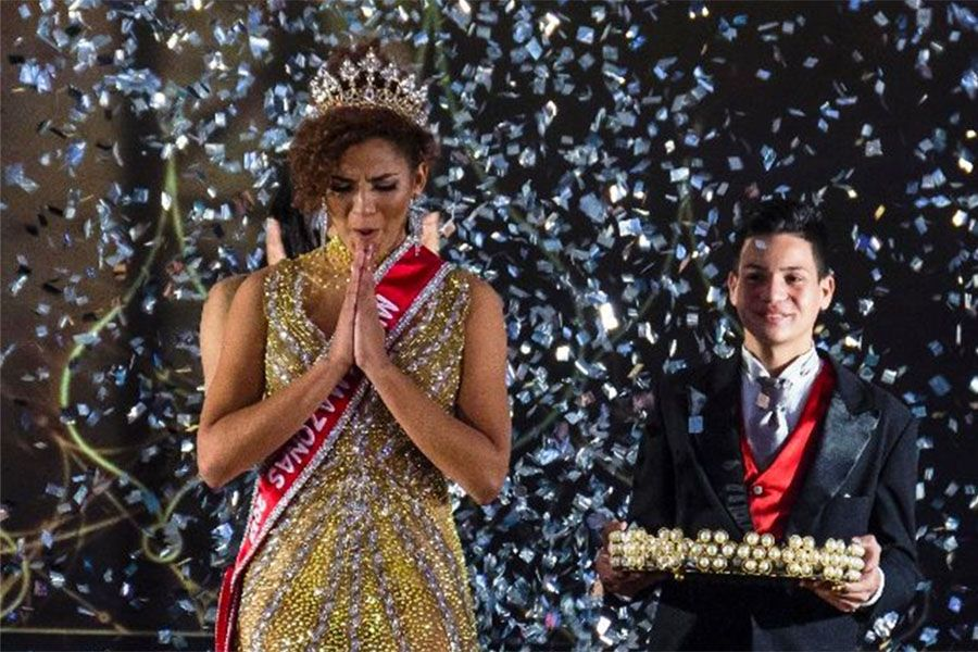 Juliana Soares é a atual Miss Amazonas / Christian Alencar