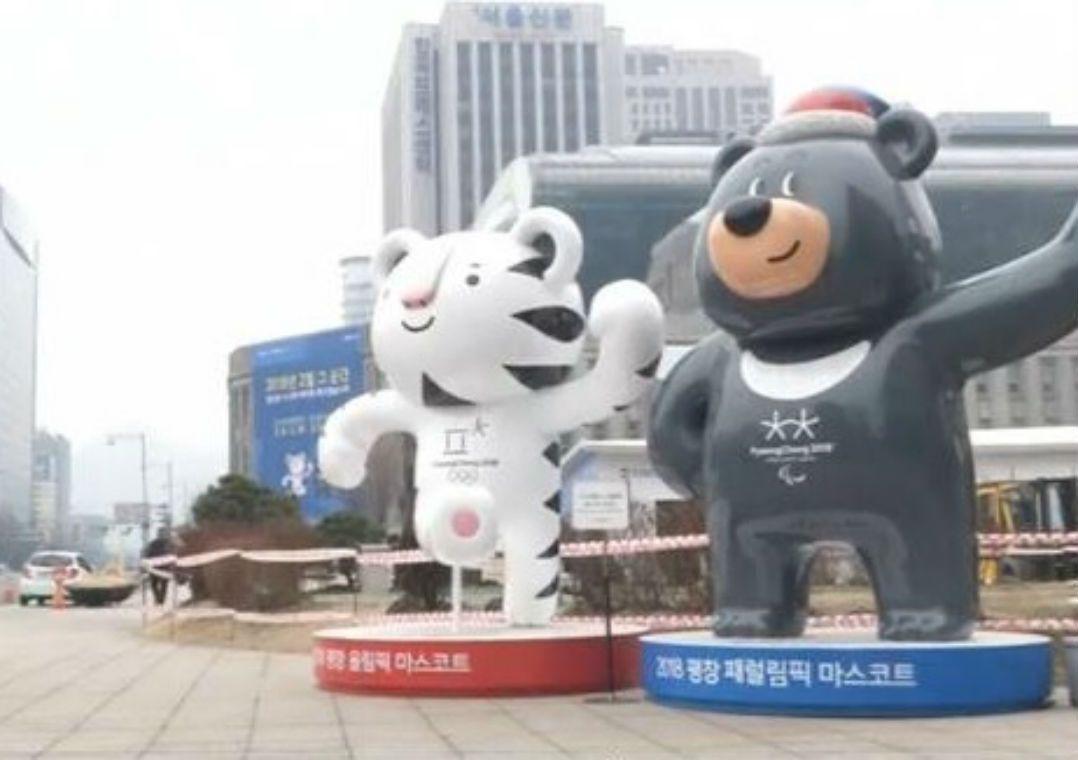 Coreias decidem desfilar juntas na Olimpíada de Inverno