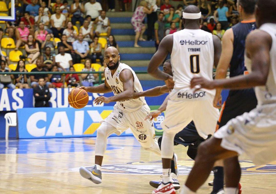 Mogi vence Liga Sorocabana e segue no G4 do NBB
