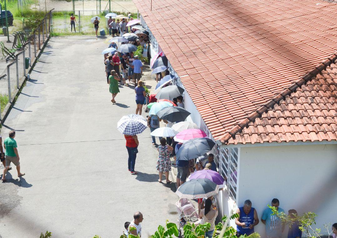 SP: 905 mil doses da vacina de febre amarela foram aplicadas