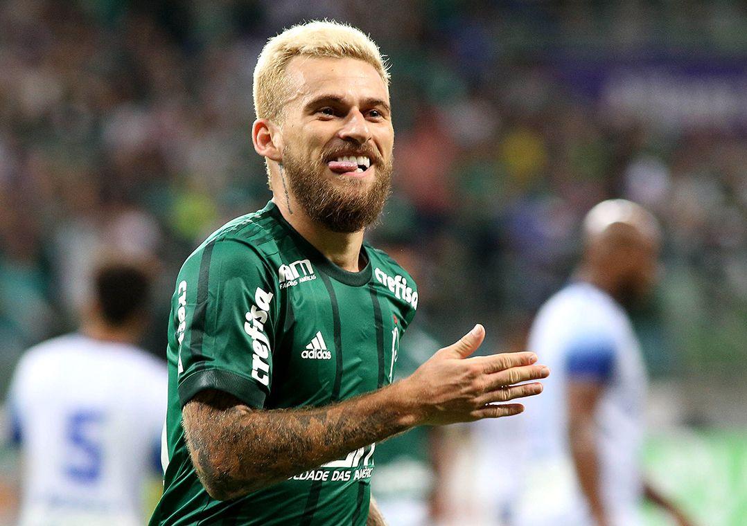 Lucas Lima marca na estreia e Palmeiras vence o Santo André