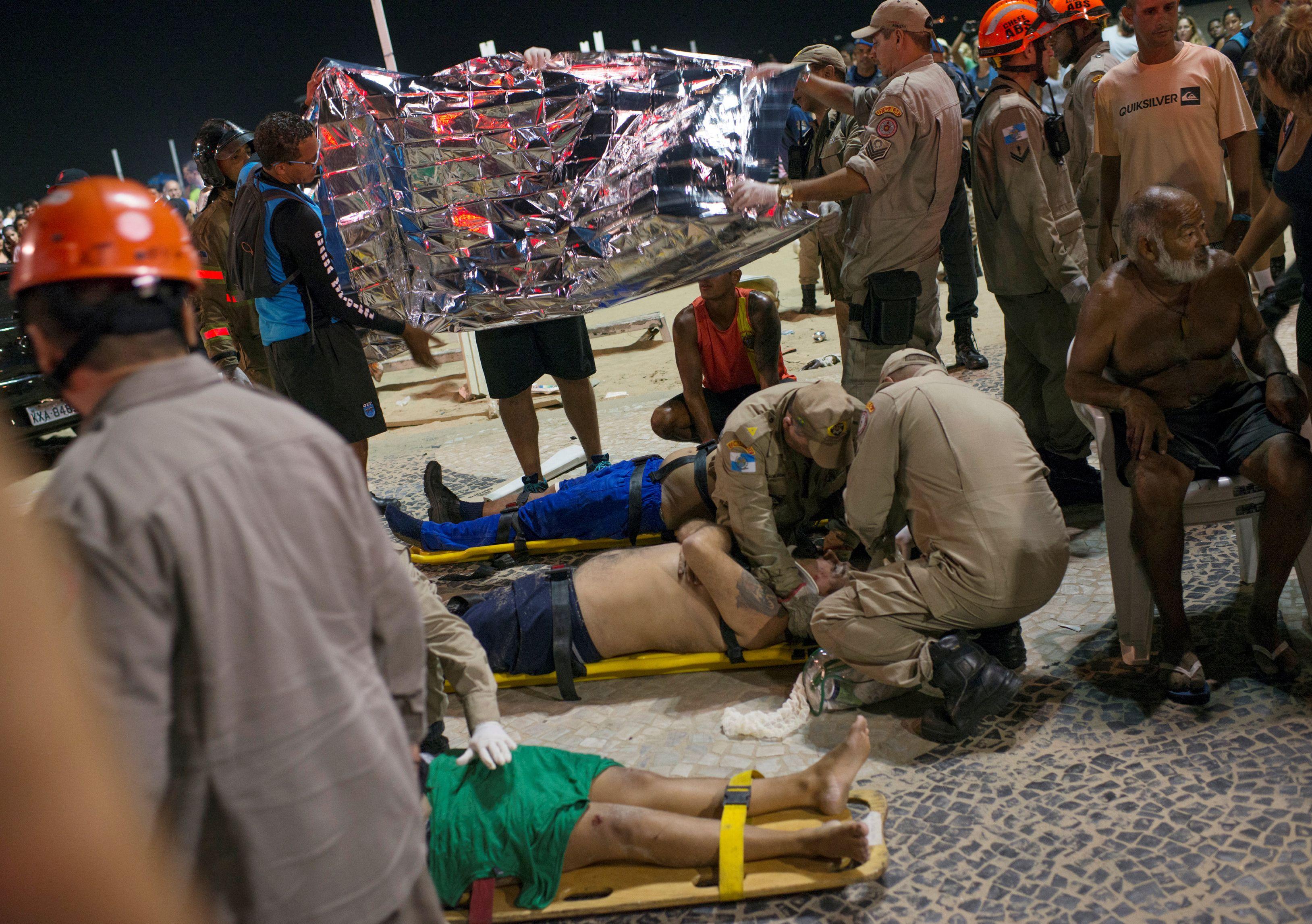 Terror em Copacabana
