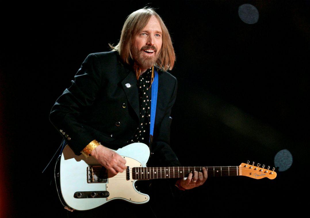 Tom Petty morreu de 'overdose acidental', diz família