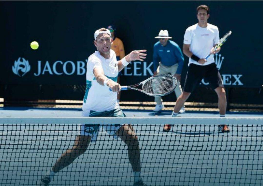 Melo avança e Soares é eliminado na 2ª rodada do Aberto da Austrália