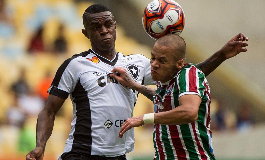Flu e Botafogo empatam sem gols no 1º clássico do Carioca