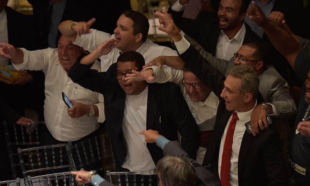 Campello garante ser oposição a Eurico, mas diz que voto não se nega