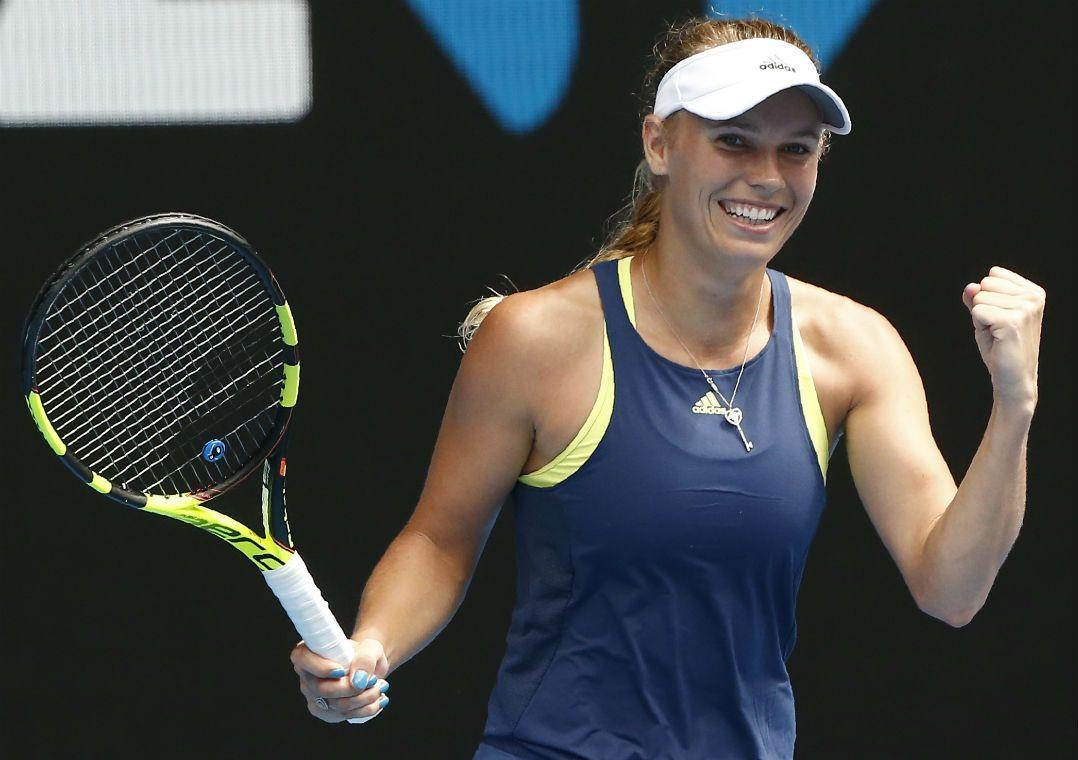 Wozniacki perderá liderança do ranking para Halep