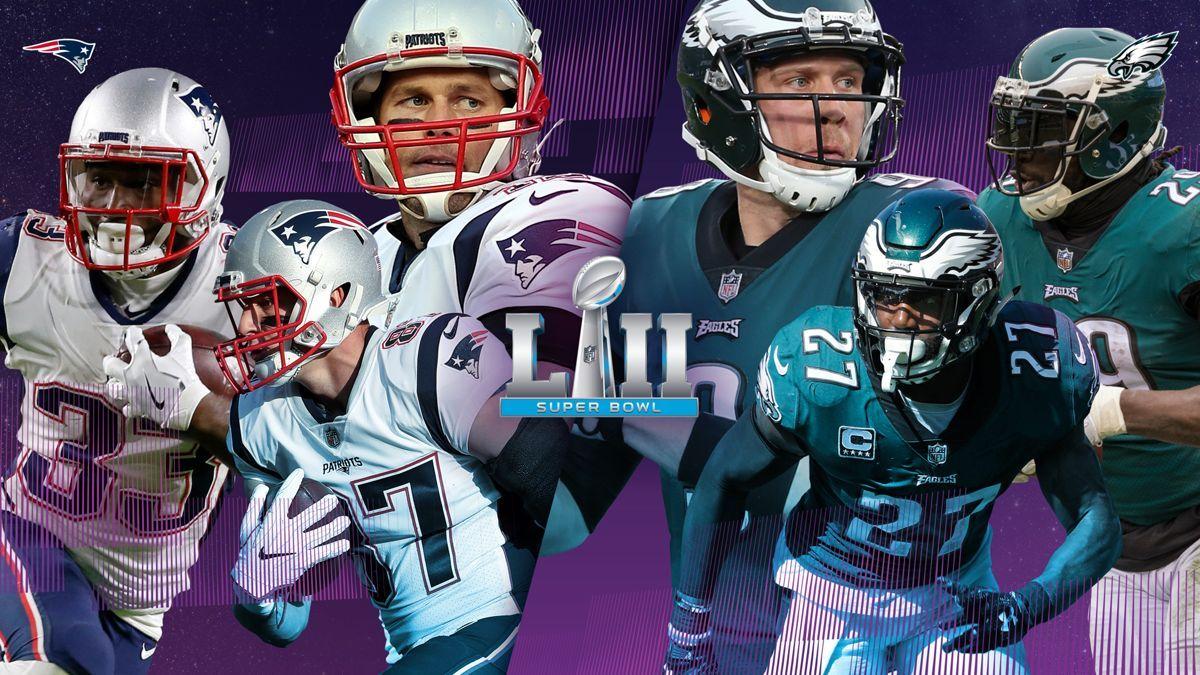 Domingo é dia de Super Bowl LII