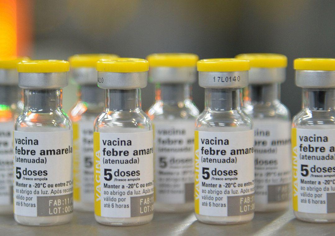 Itu confirma morte por febre amarela de rapaz de 26 anos
