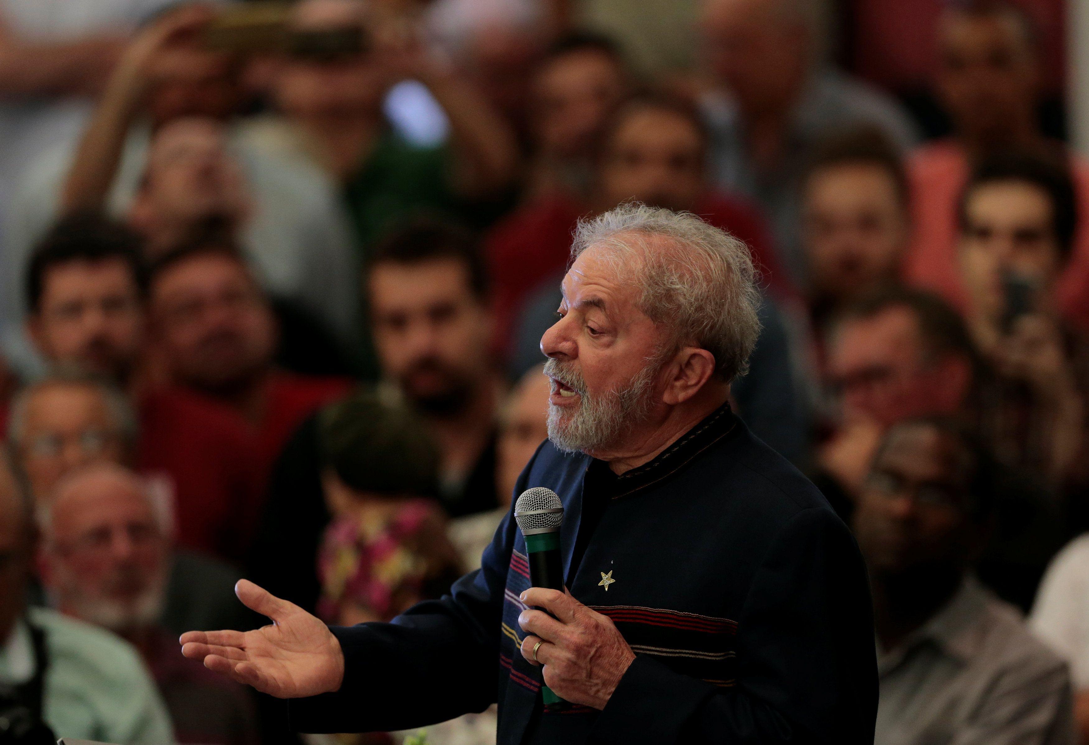 Para PT, prioridade é financiar campanha de Lula