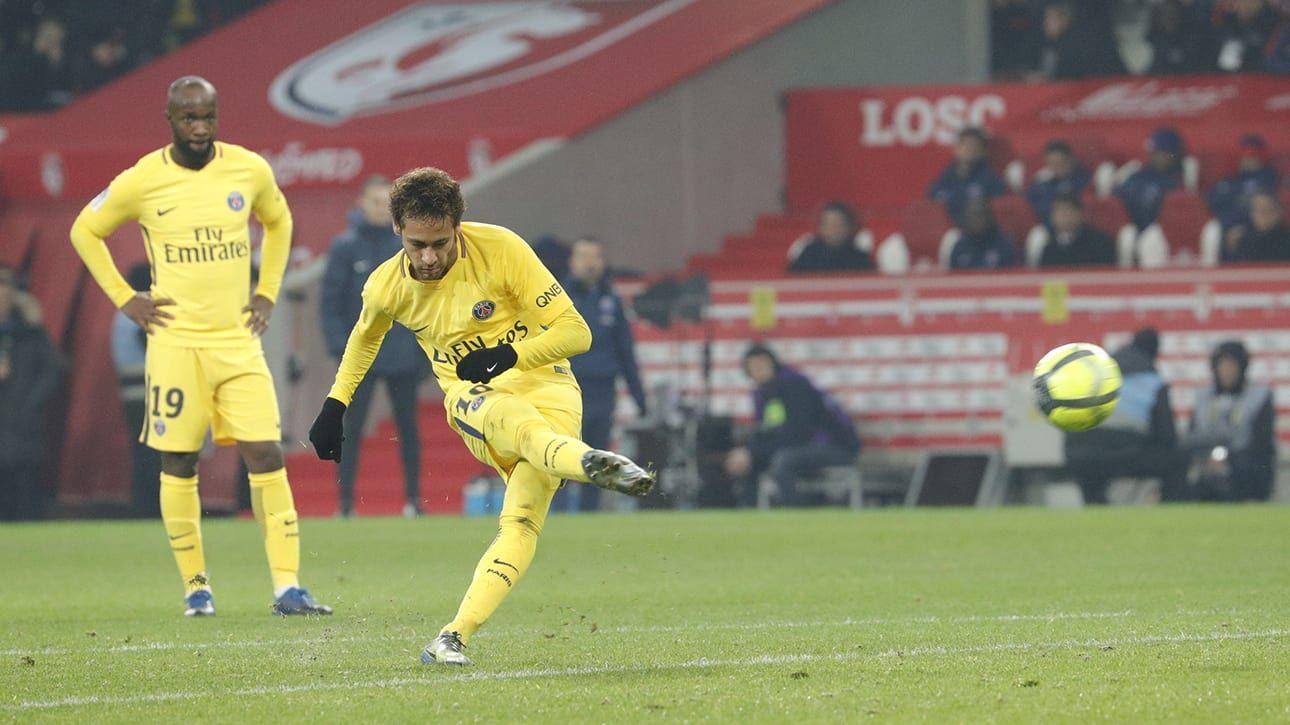 Neymar é o destaque do PSG / Divulgação / PSG