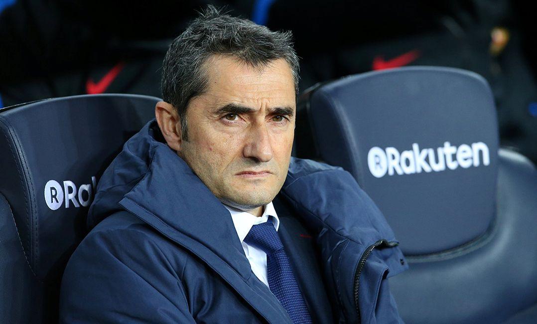 Valverde lembra campanha da Roma e pede cautela ao Barcelona