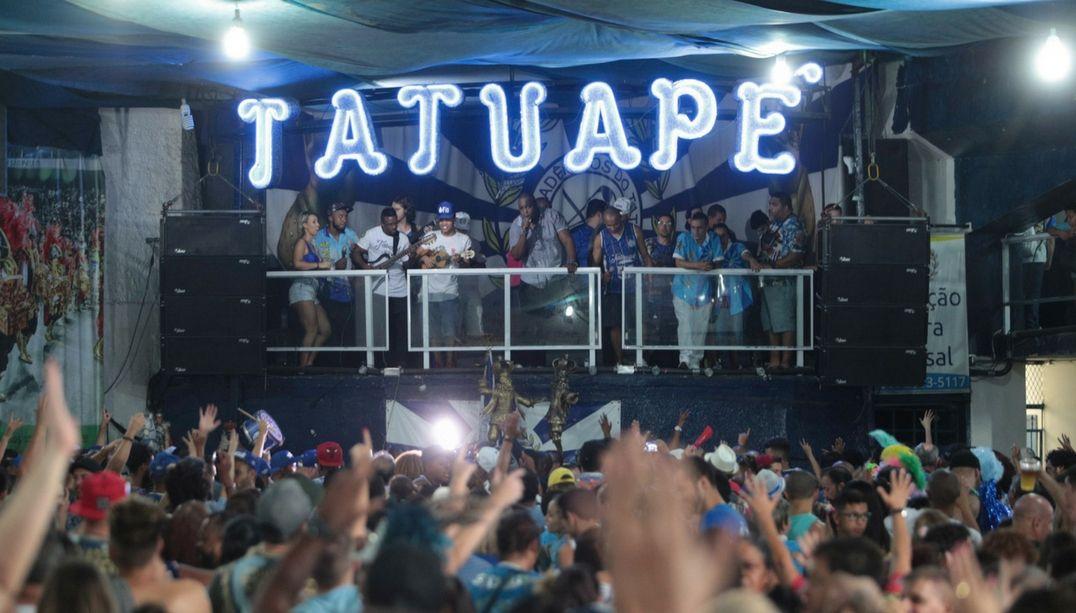 Acadêmicos do Tatuapé se sagra bicampeã em São Paulo