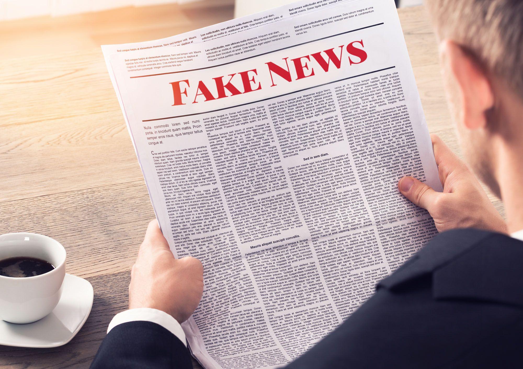 Pré-candidatos criam 'carimbo' fake News