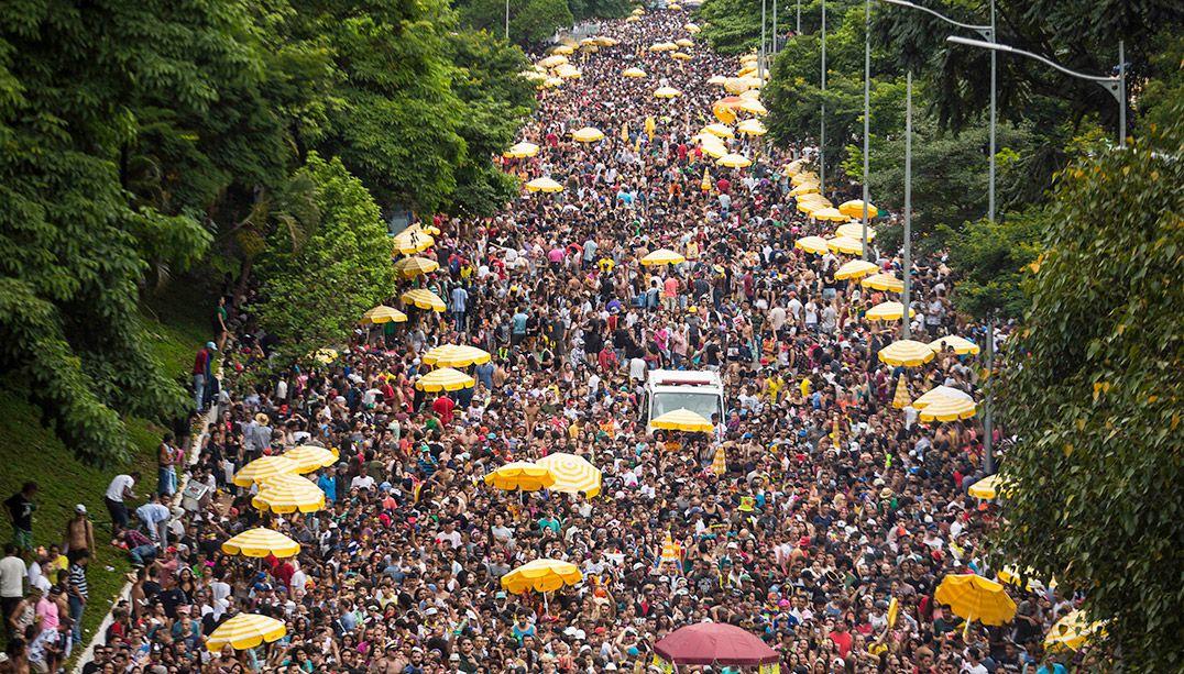 Prefeitura de SP já começa a preparar o Carnaval 2019