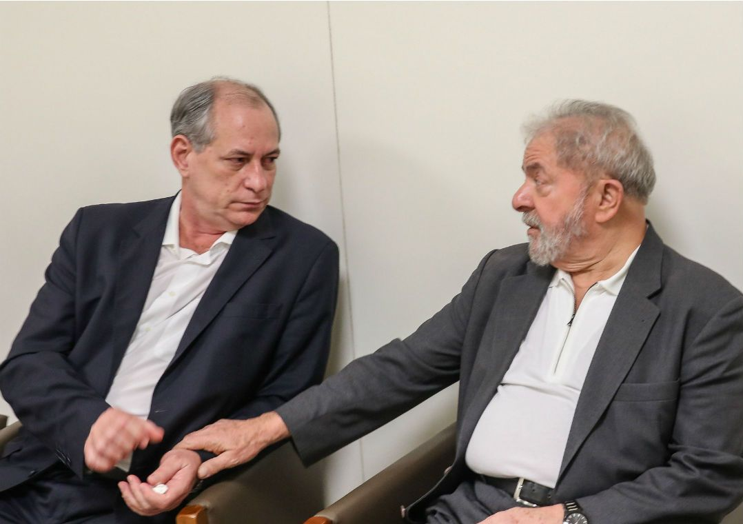 Ciro Gomes diz que não buscará apoio de Lula para eleição