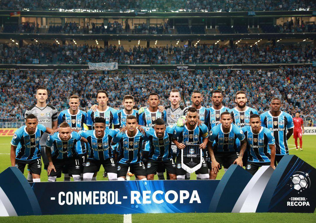 Grêmio levou a melhor após empate por 0 a 0 no tempo normal e prorrogação   20d89aaee7d14