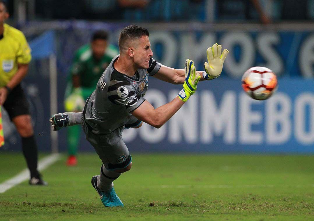 Grohe diz que título de 2017 deixa Grêmio mais experiente - Band.com.br 3fee4d1224cdf