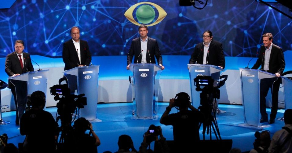 O debate para governadores do Estado do Rio acontece no dia 16 de agosto / (Arquivo)