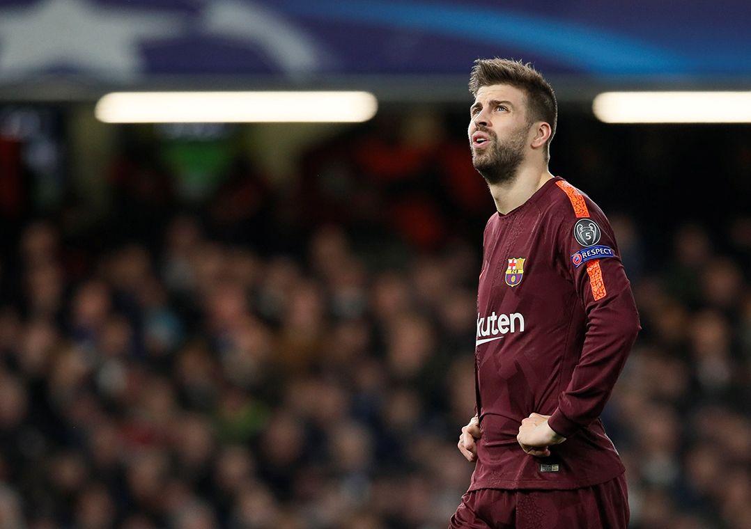 Barça admite 'surpresa e mal-estar' com Piqué por Griezmann
