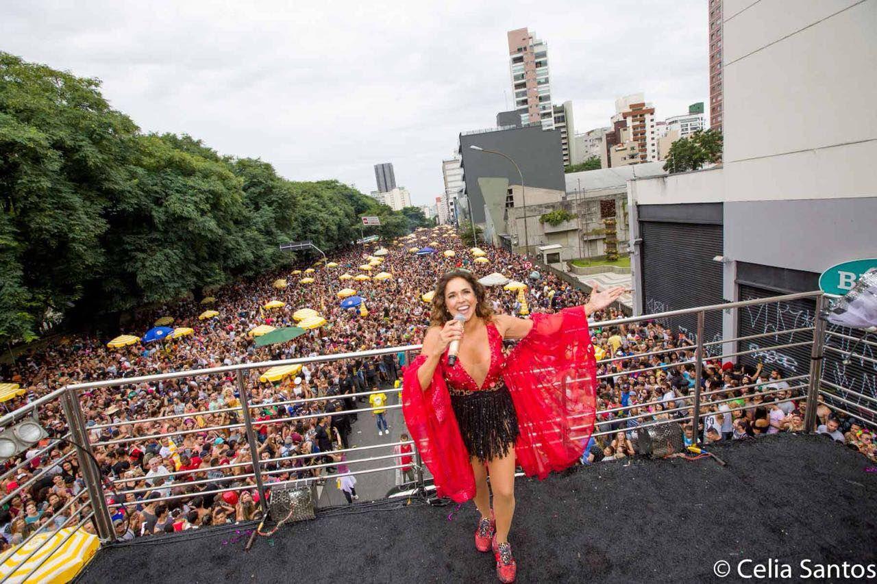 O Nordeste que vence no Carnaval de rua de SP