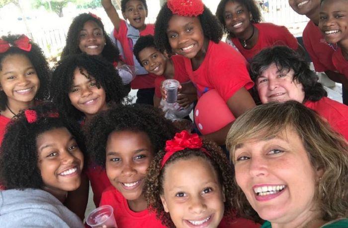 Cerca de 50 crianças são beneficiadas pela instituição / (Foto: Divulgação)